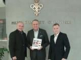 Spotkanie z Prezesem Polskiego Komitetu Olimpijskiego Andrzejem Kraśnickim