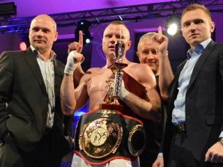 Pierwsza Gala Gołdap Fight Night o tytuł zawodowego mistrza Federacji UFR zakończona.